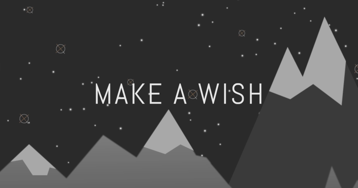 In 2019, may all your wishes come true!